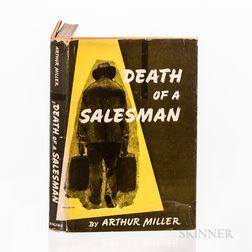 Miller, Arthur (1915-2005)Death of a Salesman