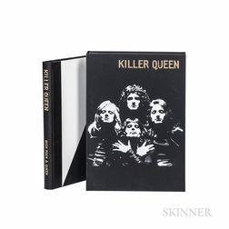 Rock, Mick (b. 1948) Killer Queen