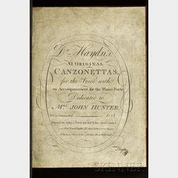 Haydn, Dr. Franz Joseph (1732-1809)