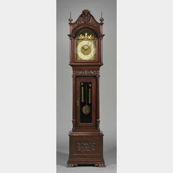 "Waterbury ""Hall"" Clock"
