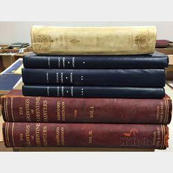 Six Volumes on Italian Art