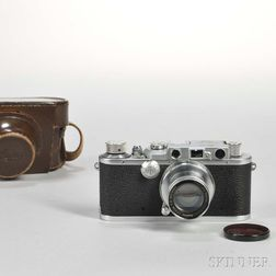 Leica III Screw-mount Camera