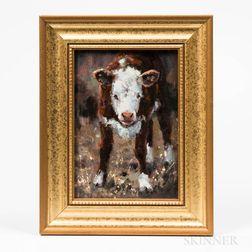 Phil Beck (Arizona, b. 1949)      Little Beef