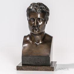 Bronze Bust of Napoleon I