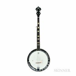 Hondo II HB888 Five-string Banjo