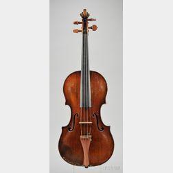 Italian Violin, Gennaro Gagliano, Naples, c. 1755