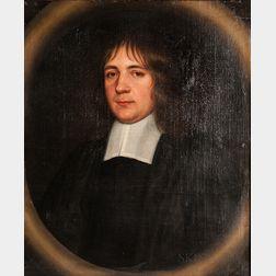 Dutch School, 17th Century      Portrait of a Clergyman