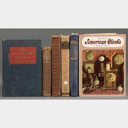 Six Early Studies of American Clocks