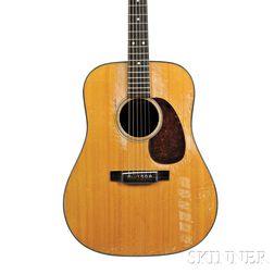 American Guitar, C.F. Martin & Company, Nazareth, 1946, Style D-18