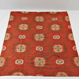 Woolen Ingrain Carpet