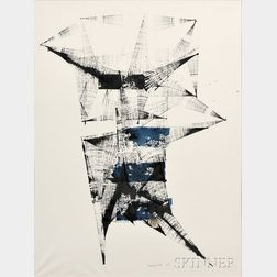 Lynn Russell Chadwick (British, 1914-2003)      Untitled