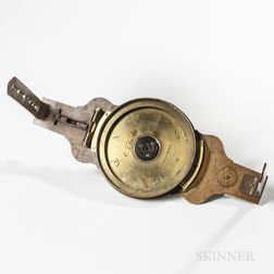 Charles T. Amsler Vernier Compass