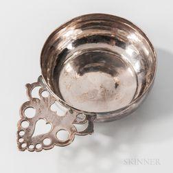 Small Silver Porringer