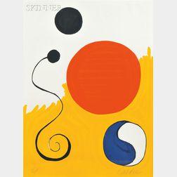 Alexander Calder (American, 1898-1976)      For Young Artists