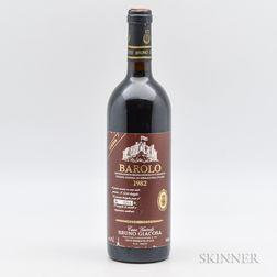 B. Giacosa Barolo Collina Rionda Riserva 1982, 1 bottle