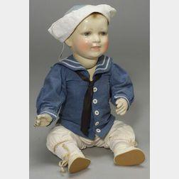 Jessie McCutcheon Raleigh Composition Boy Doll