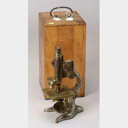 Leitz Compound Microscope