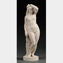 Copeland Parian Figure of Daphne