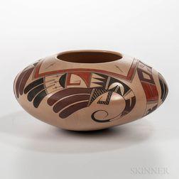 Contemporary Hopi Seed Jar