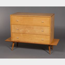 Paul McCobb Chest and Two Stands