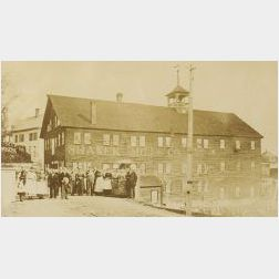 Photo of Shaker Mills Co. of Enfield, New Hampshire