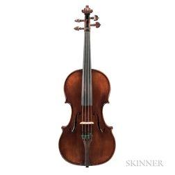 American Violin, John Morse, Putnam, 1912