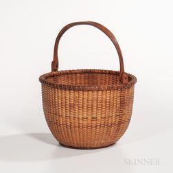 Deep Round Nantucket Basket