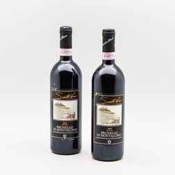 Pertimali (Sassetti Livio) Brunello di Montalcino 2004, 2 bottles