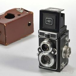 Zeiss Ikoflex Favorit (887/16) TLR Camera