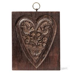 Relief-carved Cake Board
