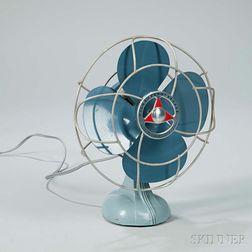 "Small Vintage ""Silex Handybreeze"" Fan"