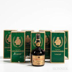 Courvoisier VSOP, 7 4/5 quart bottles (oc)