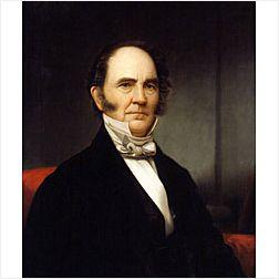 Chester Harding (American, 1792-1866)  Portrait of President Martin van Buren c.1840