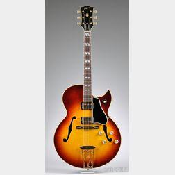 American Electric Guitar, Gibson Incorporated, Kalamazoo, 1963, Model ES-350T