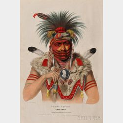 McKenney, Thomas L. (1785-1859) History of Indian Tribes of North America