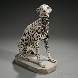 Chalkware Dalmatian