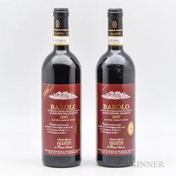 B. Giacosa Barolo Le Rocche Riserva 2007, 2 bottles