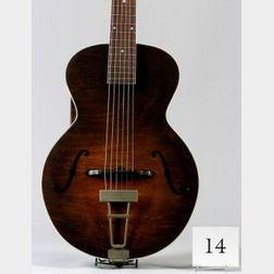 American Solid Body Guitar, Lloyd Loar and the Vivi Tone Company, Kalamazoo, 1933
