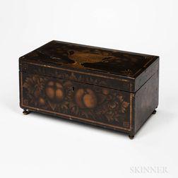 Gilt-decorated Box