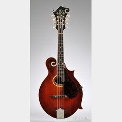 American Mandolin, Gibson Mandolin-Guitar Company, Kalamazoo, 1915, Style F-4