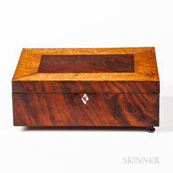 Inlaid Trinket Box