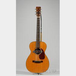 American Guitar, C.F. Martin & Company, Nazareth, c. 1951, Model 0-18
