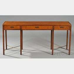 Founders Three-drawer Console Table