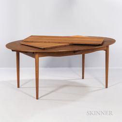 Finn Juhl (Danish, 1912-1989) for Niels Vodder Dining Table