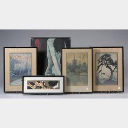 Five Modern Prints