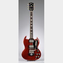 American Electric Guitar, Gibson Incorporated, Kalamazoo, 1962, Model Les Paul