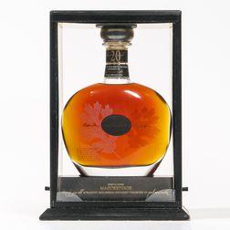 Jim Beam Distillers Masterpiece 20 Years Old, 1 750ml bottle (pc)