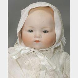 """Armand Marseille Bisque Head """"Dream Baby,"""""""