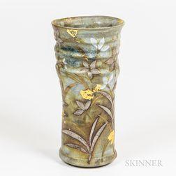 Fujihira Seibun Studio Pottery Vase
