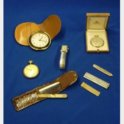 Group of Men's Jewelry and Accessories